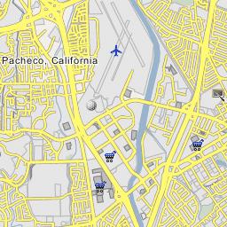 Pacheco California Map.Pacheco California