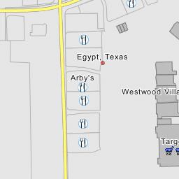Laurel Woode Egypt Texas - Map of egypt texas