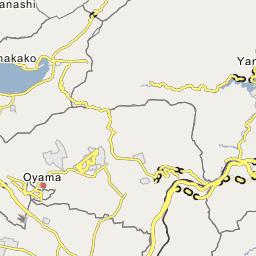 Mt Fuji Oyama