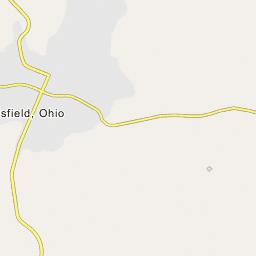 Woodsfield Ohio Map.Woodsfield Ohio