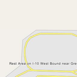 Greenville Florida Map.Rest Area On I 10 West Bound Near Greenville Fl