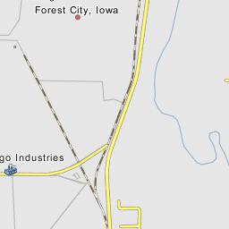 Winnebago Test Track - Forest City, Iowa