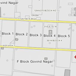 M Block Govind Nagar - Kanpur