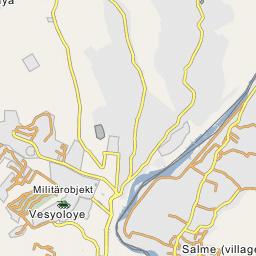 Гечрипш на карте мира / Подробная карта Гечрипша / Карта отелей   256x256