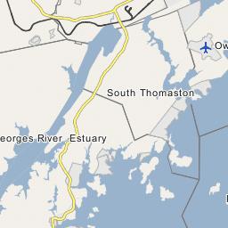 map of rockland maine Rockland Maine map of rockland maine