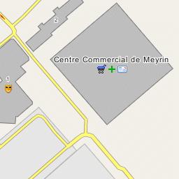 Centre Commercial de Meyrin | shopping mall