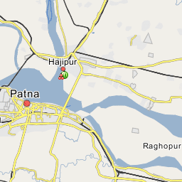 Patna In India Map.Patna