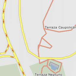 Terraza Caupolicán Santiago De Chile
