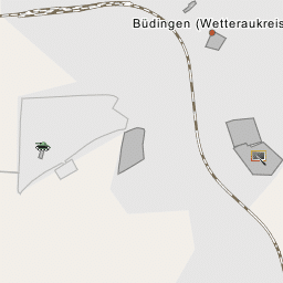 Budingen Germany Map.Former Armstrong Barracks Budingen Wetteraukreis
