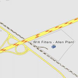 WIX Filters - Allen Plant - Gastonia, North Carolina