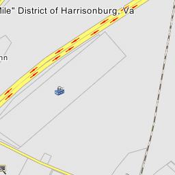 Interstate 81 Exit 243 - Harrisonburg, Virginia