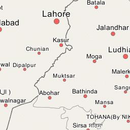 N5 (AH 1) GT Road (Lahore-Rawalpindi) Section
